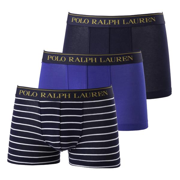 Ralph Lauren 3Pack Boxerky Blue - XXL, XXL - 1
