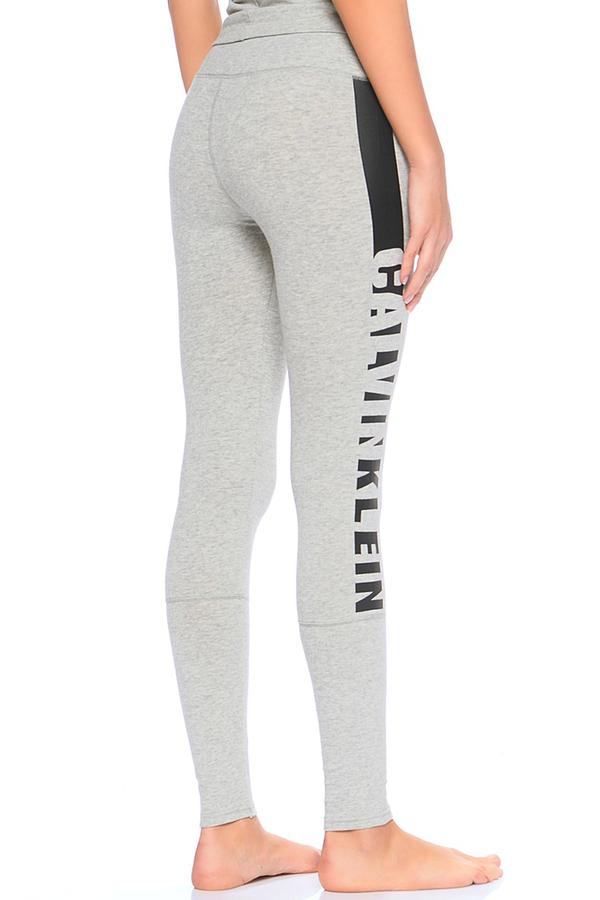 Calvin Klein Legíny Seamless Grey - M, M