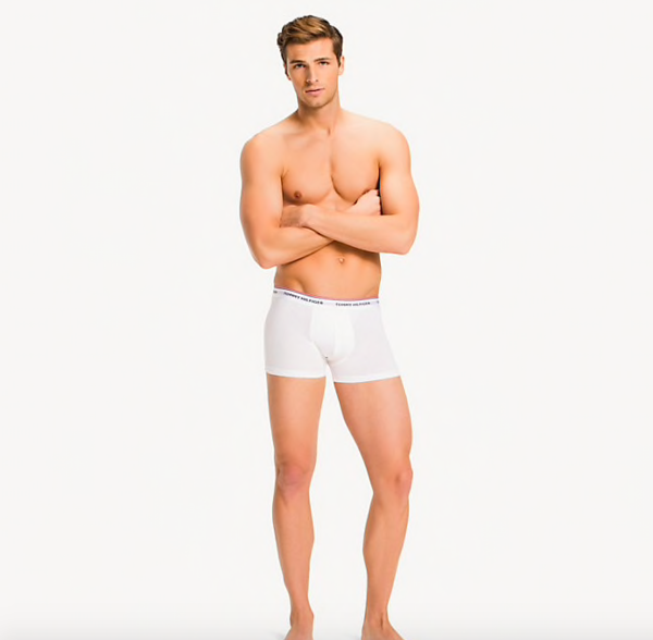 Tommy Hilfiger 3Pack Boxers Shorts White, XL - 1