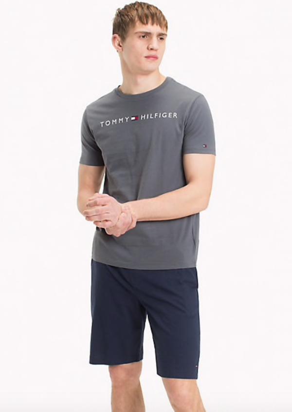 Tommy Hilfiger Short Set Logo - S, S - 1