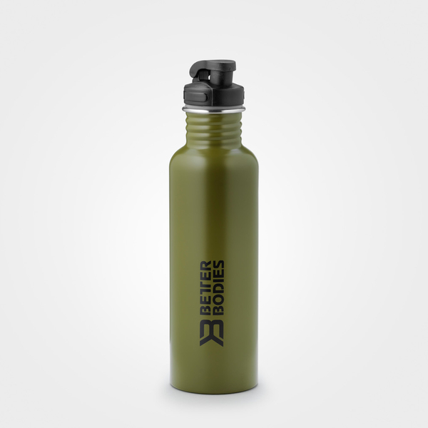 Better Bodies Bottle Fulton Military Green