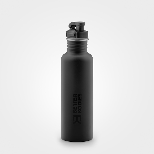 Better Bodies Bottle Fulton Black