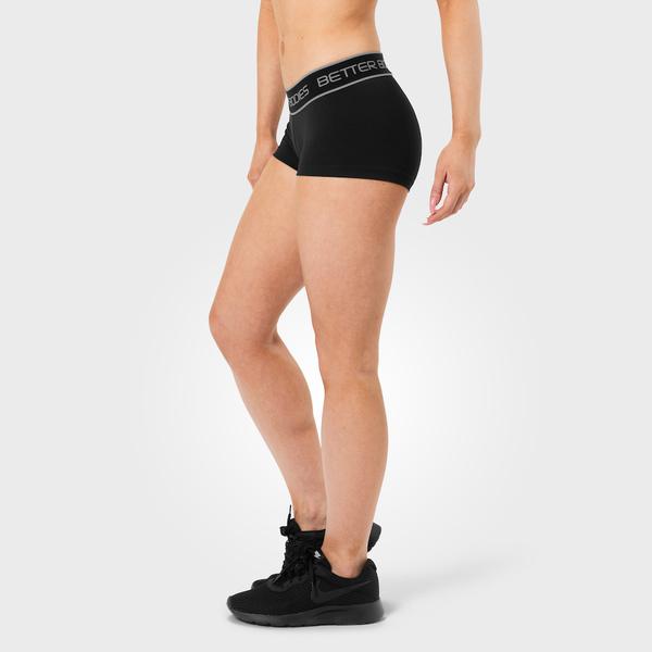 Better Bodies Kraťásky Fitness Black - M, M - 1