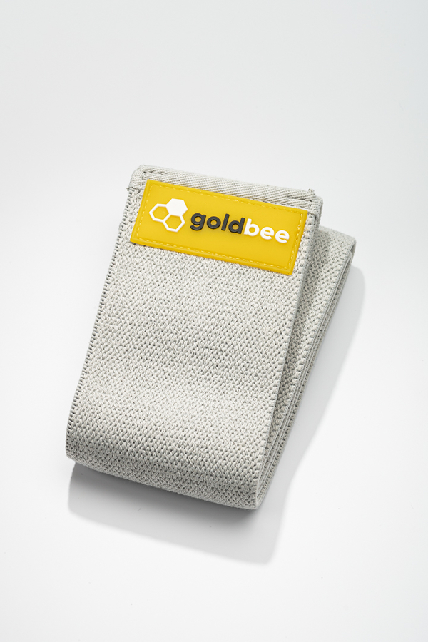 GoldBee Textile Resistant Rubber - Light Grey, L - 1