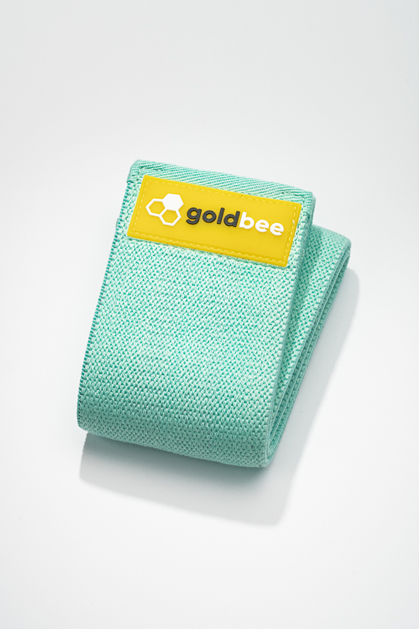 GoldBee Textile Resistant Rubber - Turquoise, M - 1