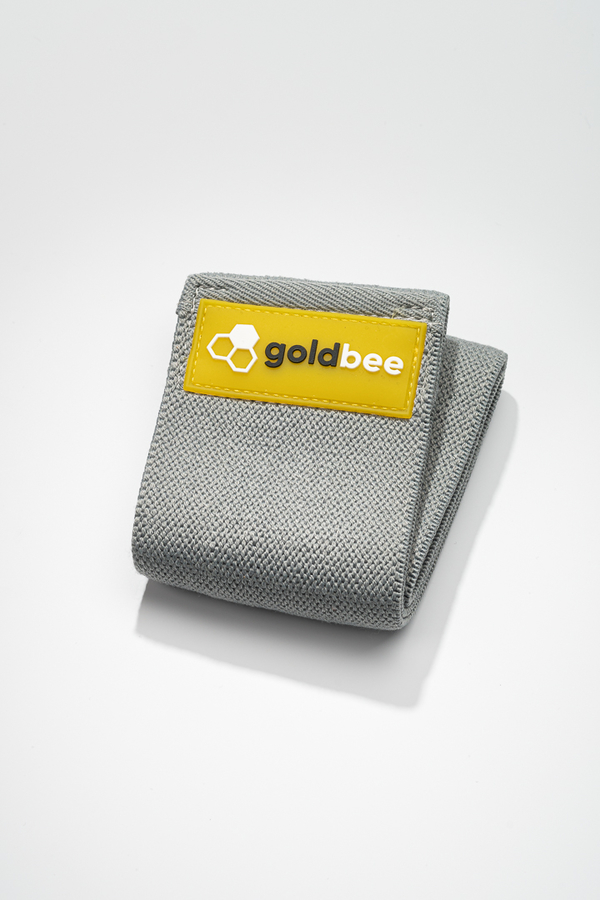 GoldBee Textile Resistant Rubber - Dark Grey, S - 1