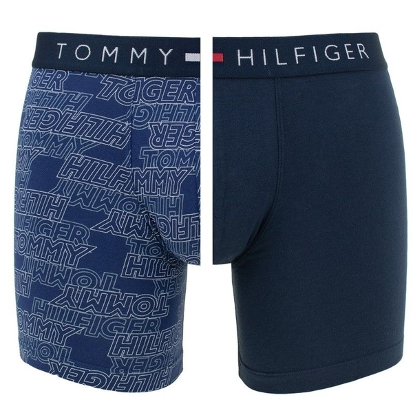 Tommy Hilfiger 2Pack Boxerky Brief Logo - L, L - 1