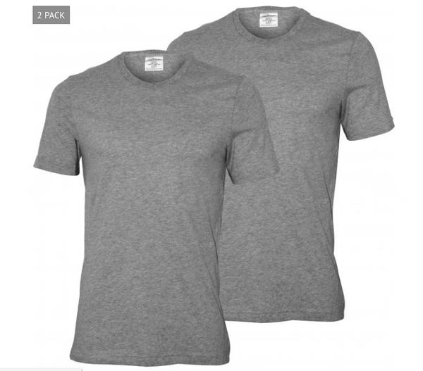 Calvin Klein 2Pack T-Shirts STATEMENT 1981 Grey - XL, XL - 1