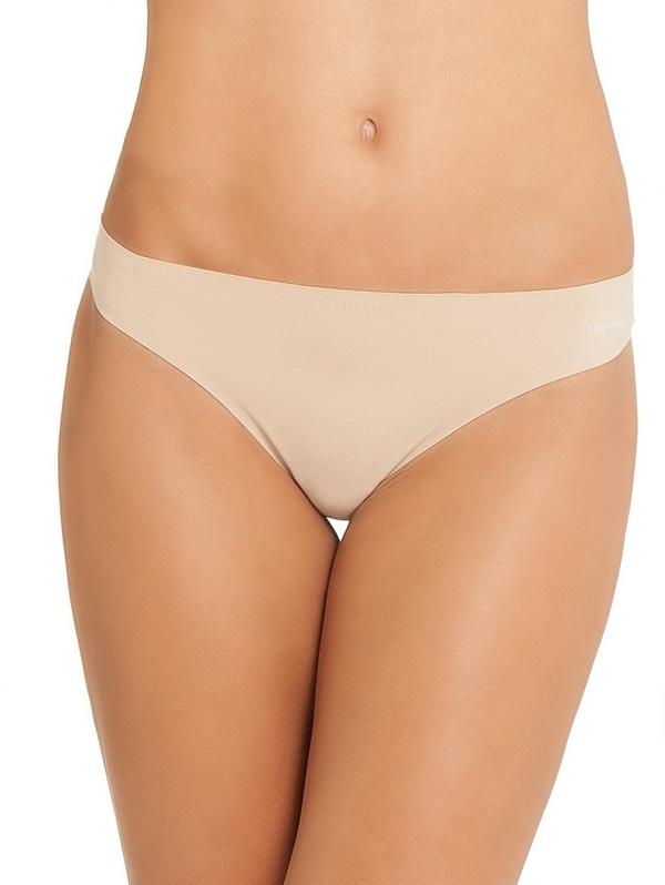 Calvin Klein Tanga Perfectly Fit Tělové - L, L - 1