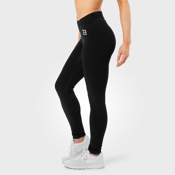 Better Bodies Legíny Astoria Curve Black - XS, XS - 1