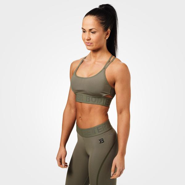 Better Bodies Podprsenka Astoria Sports Wash Green - M, M - 1