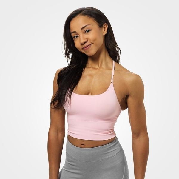 Better Bodies Bra Astoria Seamless Pale Pink - 1