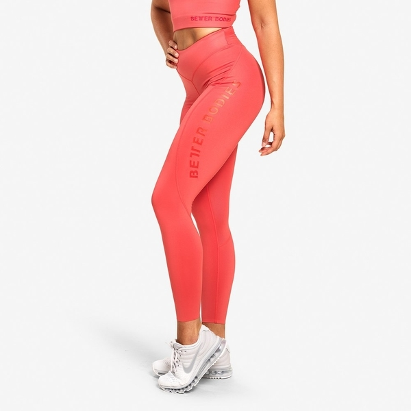 Better Bodies Legíny Vesey Coral - S, S - 1