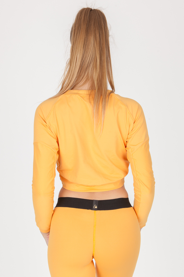 GoldBee Crop-Top BeCool Sweet Apricot, L - 2