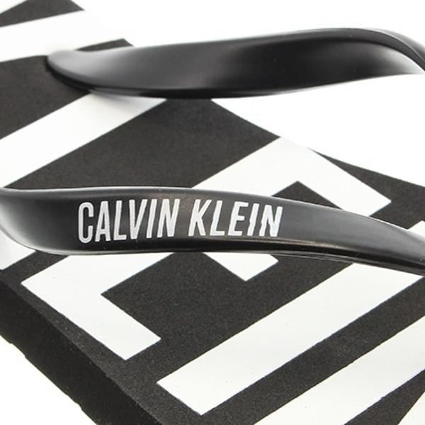 Calvin Klein Žabky Black&White - 2