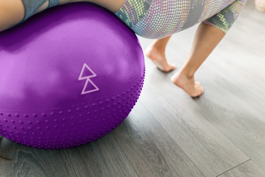 Yoga Design The Ball Move - 2