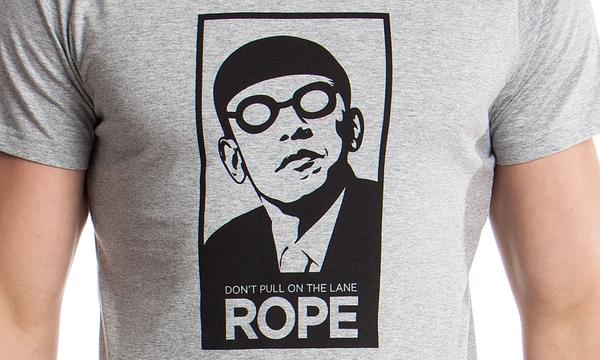 Funkita Pánské Tričko Pull The Rope Šedé - 2