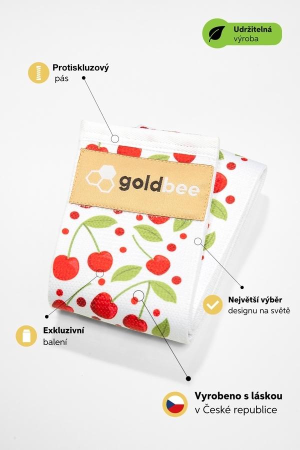 GoldBee BeBooty - Cherry - 2