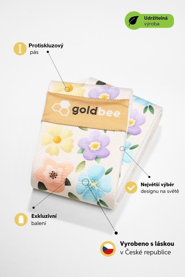 GoldBee BeBooty Flower Garden - 2