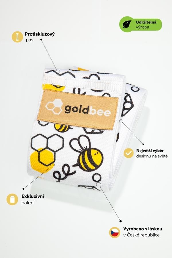 GoldBee BeBooty Bees, M - 2