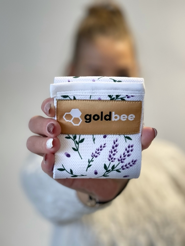 GoldBee BeBooty Lavender, M - 2