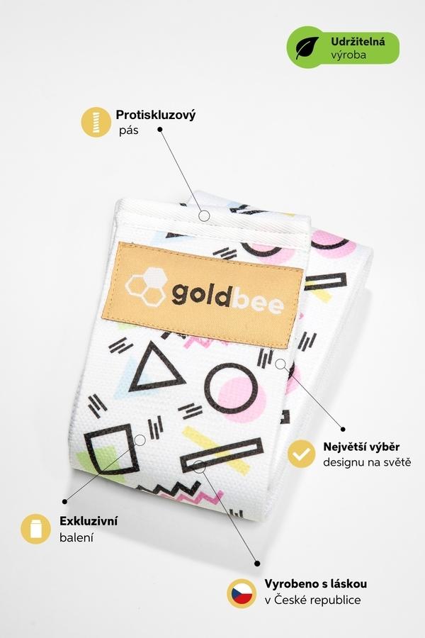 GoldBee BeBooty Geometry - 2