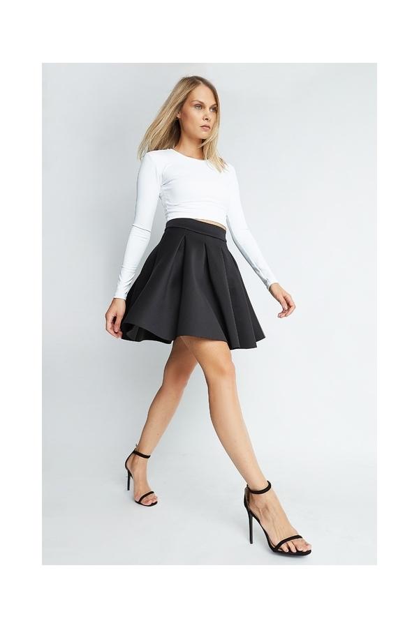 Sugarbird Skirt Livorno Black - 2