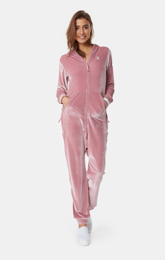 OnePiece Original Velour Faded Pink - M, M - 2