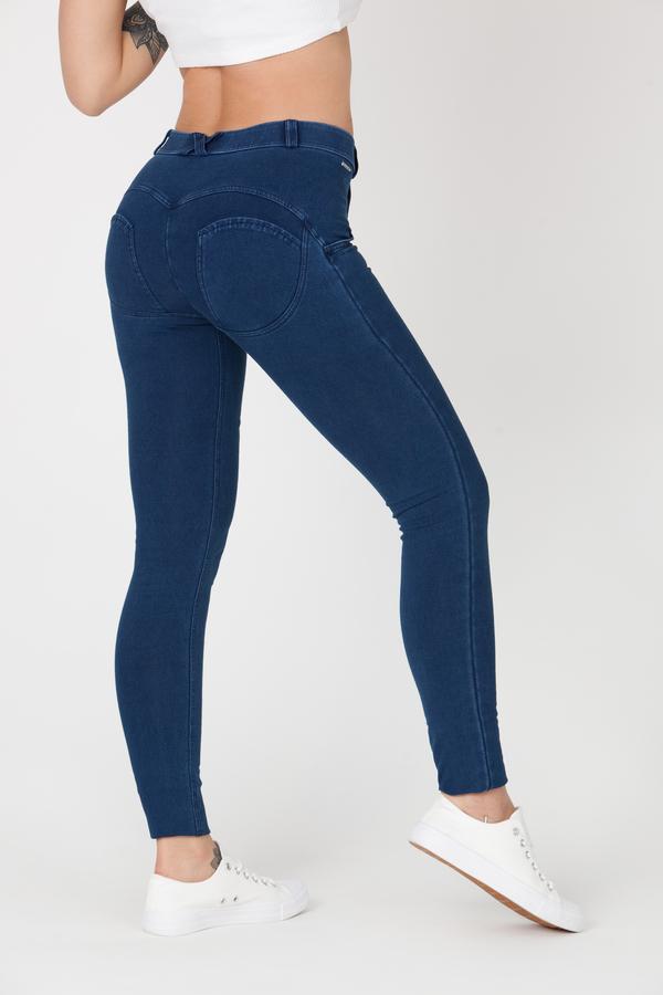 Boost Jeans Mid Waist Dark Blue Pre-Order - 2