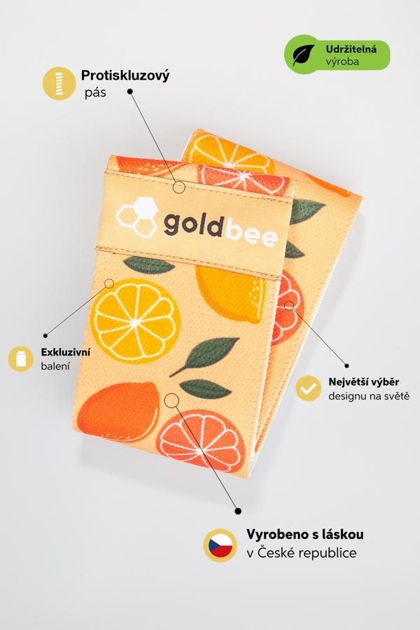 GoldBee BeBooty Orange, L - 2