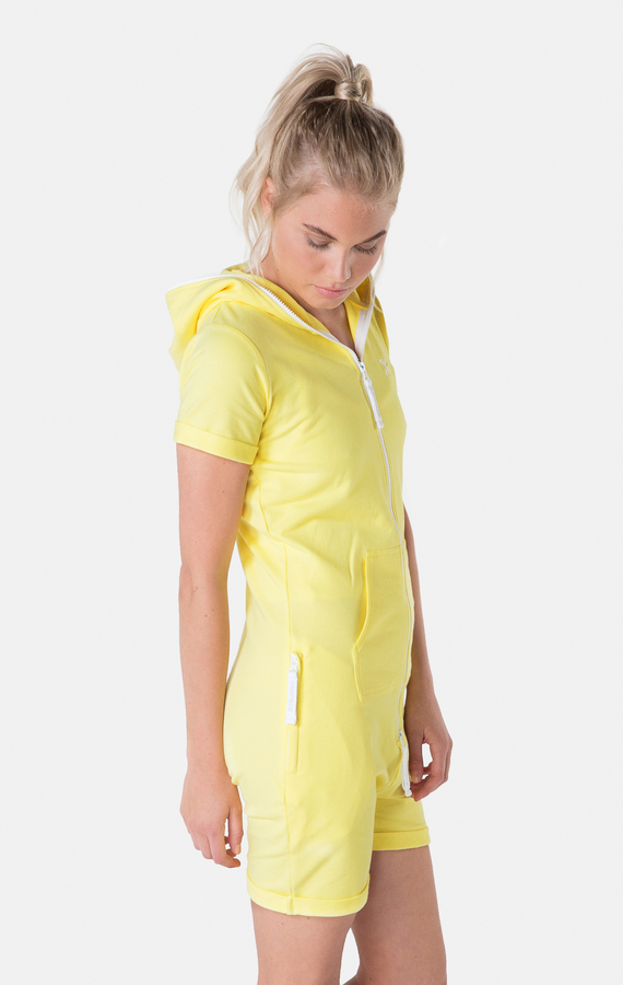 OnePiece Fitted Short Soft Yellow - XS, XS - 2