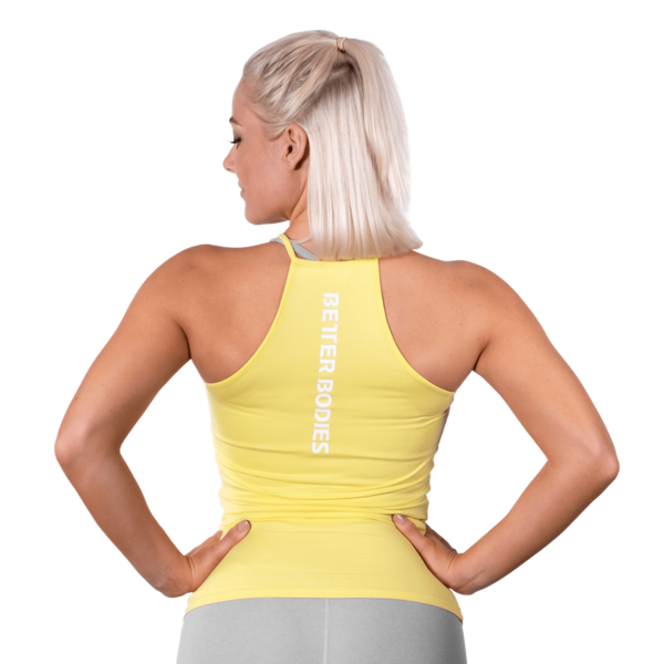 Better Bodies Tílko Performance Lemon Yellow - XS, XS - 2