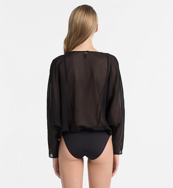 Calvin Klein Body Animal Black - S, S - 2