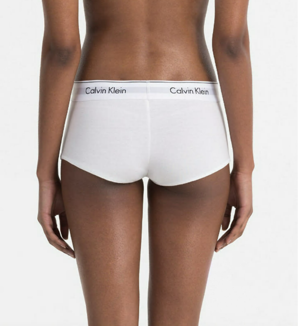 Calvin Klein Shorts Modern Cotton White - L, L - 2