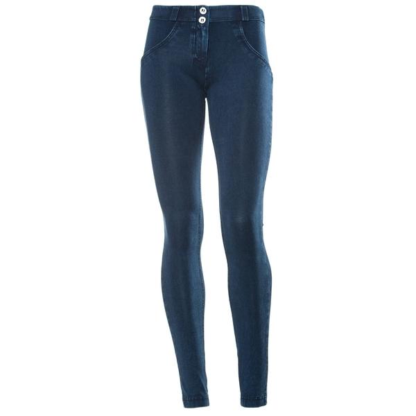Freddy Jeans Tmavé S Modrými Švy Normální Pas FW17 - L, L - 2