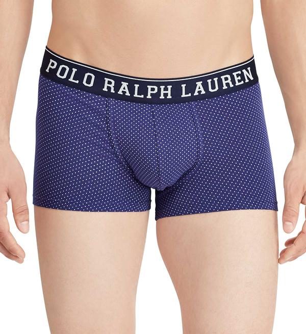 Ralph Lauren Boxerky Modré - M, M - 2
