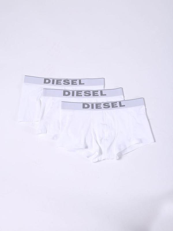 Diesel 3Pack Boxerky Bílé - L, L - 2