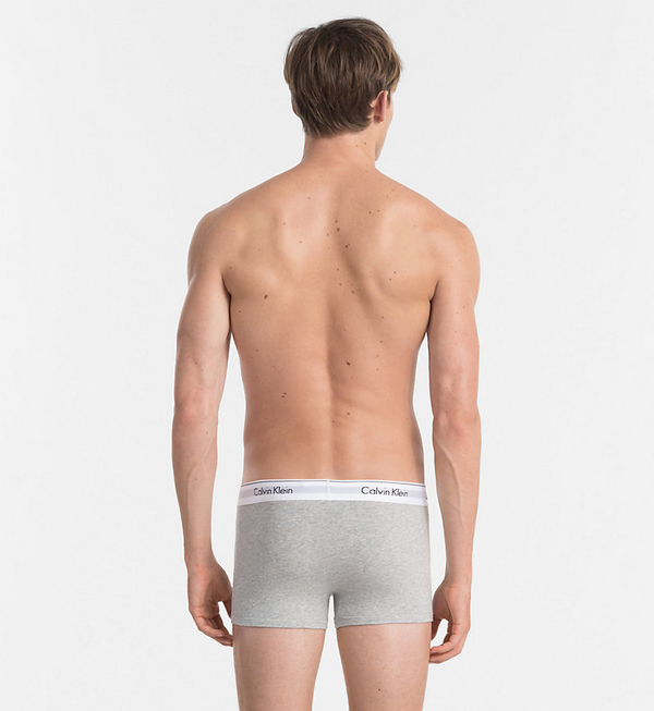 Calvin Klein 2Pack Boxerky Black And Grey - S, S - 2