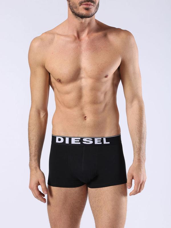 Diesel 2Pack Boxerky Černé & Bílé - XXL, XXL - 2