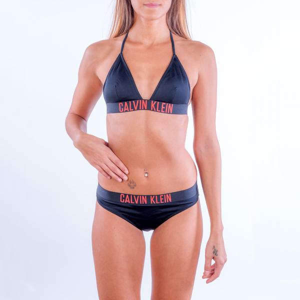 Calvin Klein Plavky Intense Power Černé Spodní Díl - M, M - 2