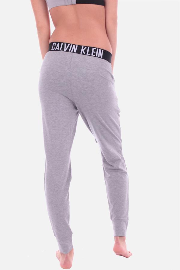 Calvin Klein Tepláky Knee Cut Šedé - S, S - 2
