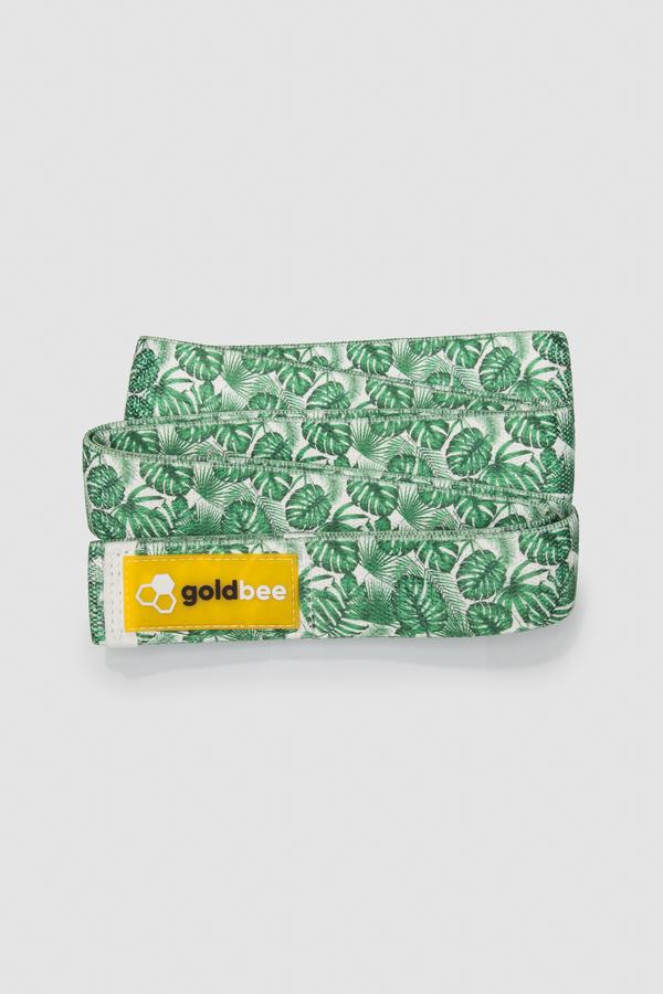 GoldBee Textilní Odporová Guma Dlouhá - Jungle - L, L - 2