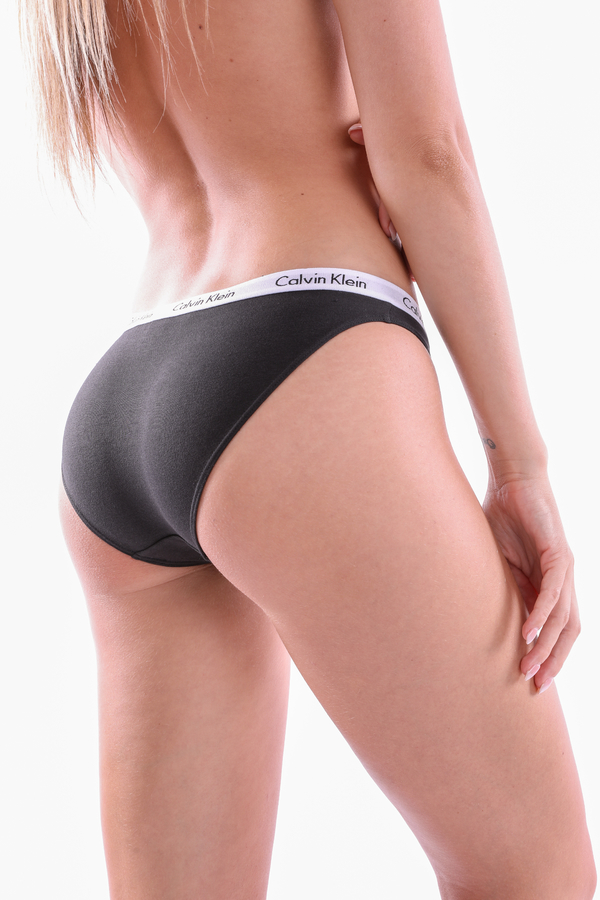 Calvin Klein Kalhotky Černé - XS, XS - 2