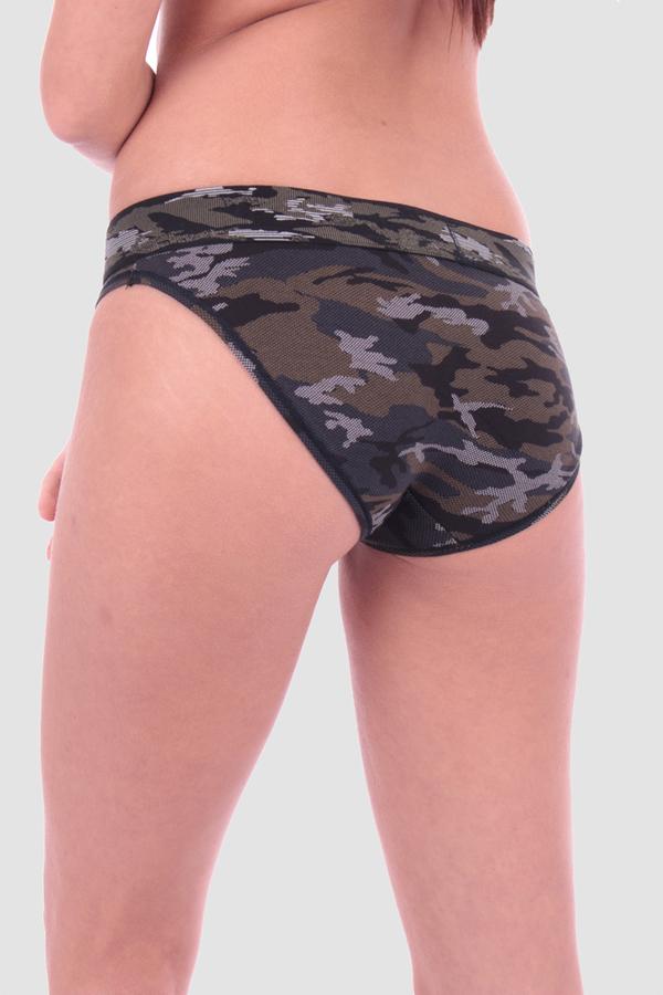 Calvin Klein Kalhotky Camo - XS, XS - 2