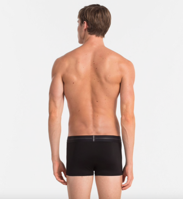 Calvin Klein Boxerky Focused Fit Black LR - M, M - 2