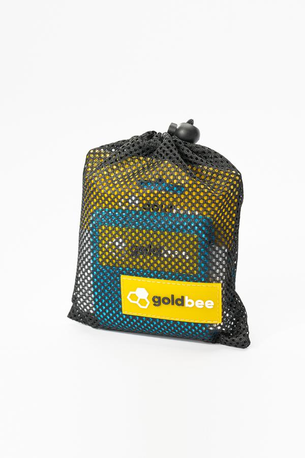 GoldBee Textile Resistant Rubber - Blue, S - 2