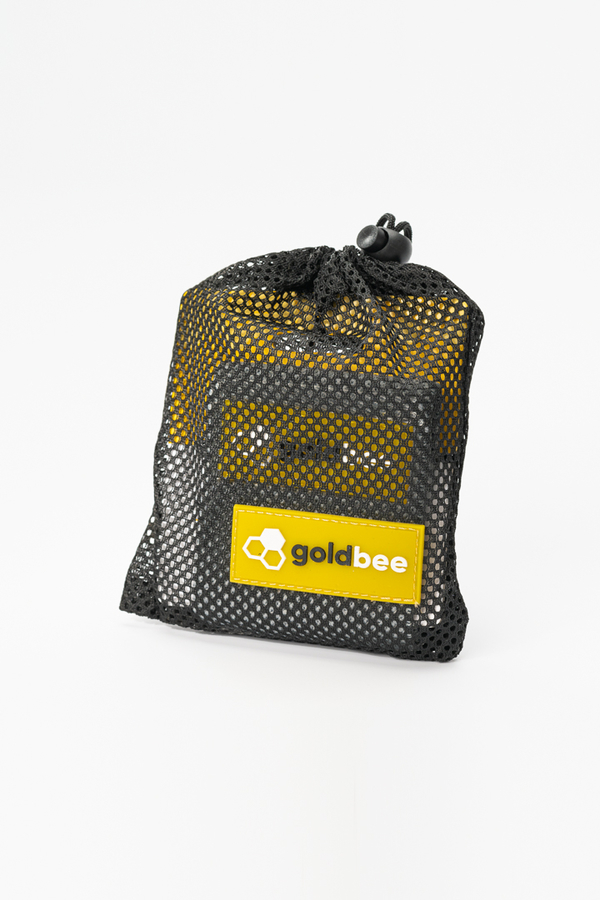 GoldBee Textile Resistant Rubber - Dark Grey, S - 2