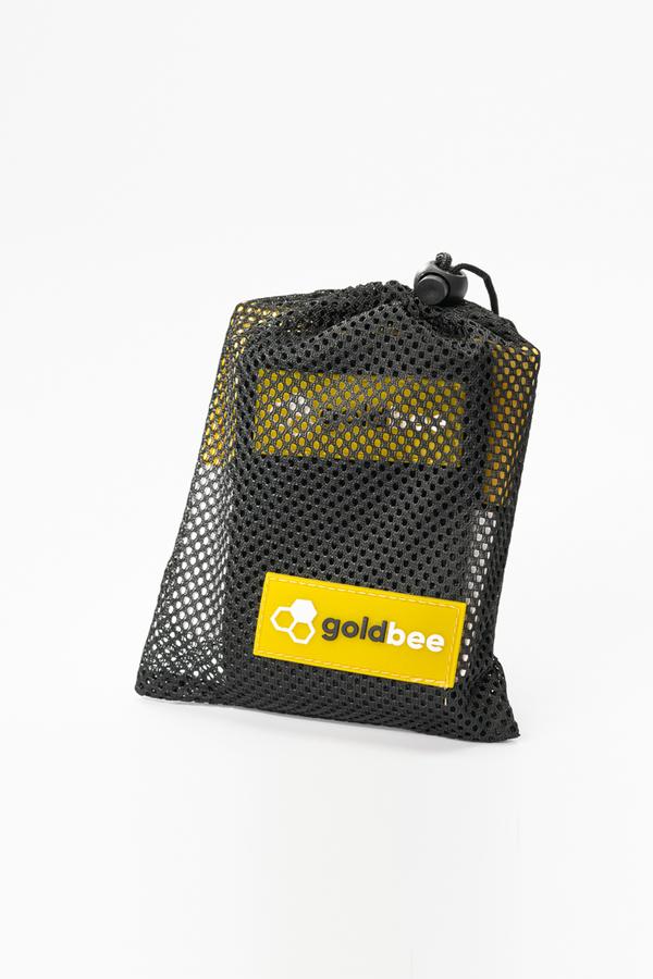 GoldBee Textile Band - Black, L - 2