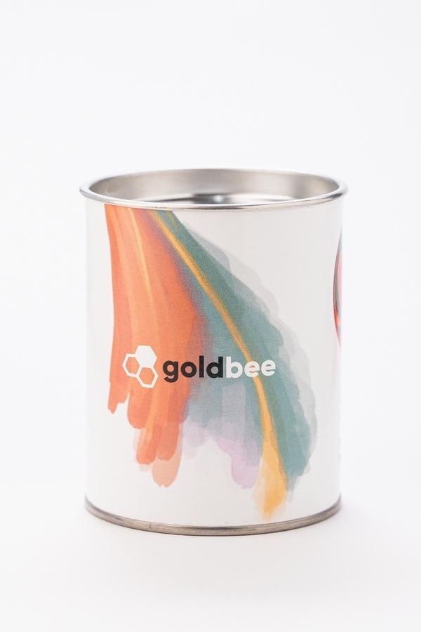 GoldBee Textile Resistant Rubber - Purple, M - 2