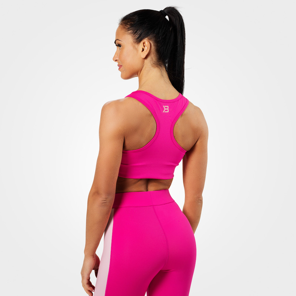 Better Bodies Bra Bowery Sports Hot Pink - 2